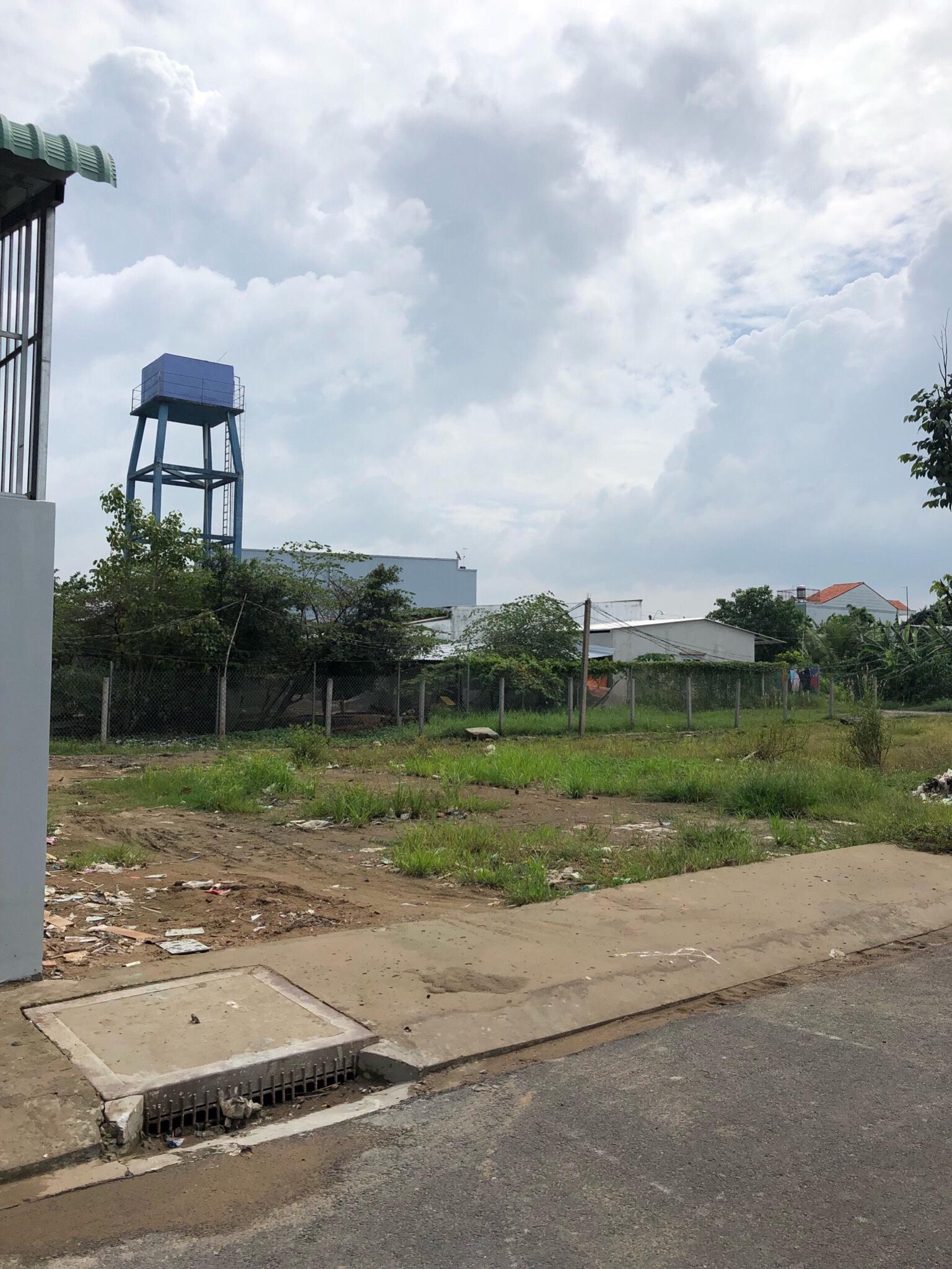 Cần bán Lô đất Củ Chi ngay trung tâm thị trấn Củ Chi – 349tr/80m2