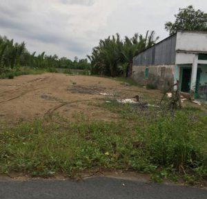 Cô Thu kẹt tiền bán đất MT QL50 Bình Chánh-182m2-Giá 1,2 tỷ-Đất thổ cư SHR