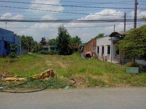 Cần bán miếng đất đường Liên ấp 4-5 Đa Phước Bình Chánh, DT 168 m2, Giá 975tr