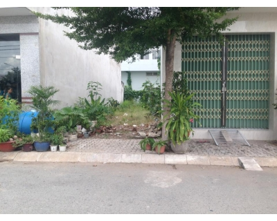 Cần bán lô đất mặt tiền đường Liên Ấp 4 – 5, Đa Phước , huyện Bình Chánh, 95m2,  giá 570 triệu