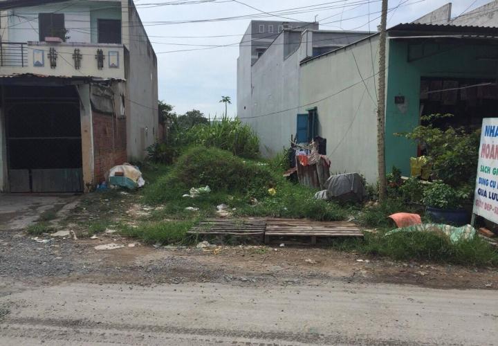Cần bán lô đất đường An Phú Tây, Hưng Long, Bình Chánh – 80m2 – Giá 430tr – LH: 094 1867 042