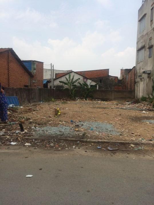 Cần bán lô đất đường Bàu Hà – Hưng Long – Bình Chánh.
