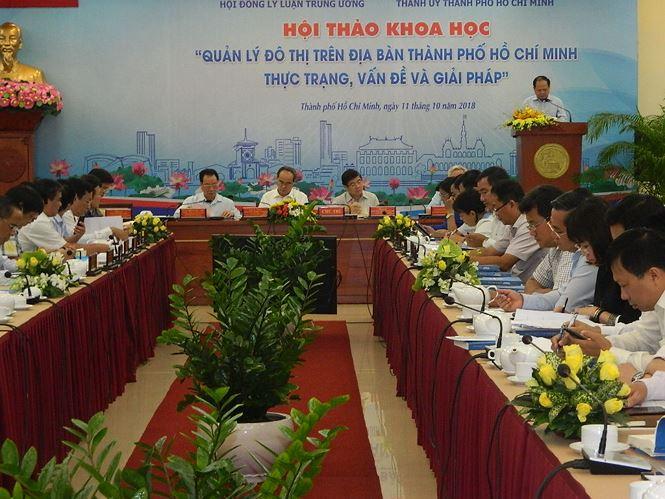 Đề xuất mở rộng địa giới TPHCM về phía tỉnh Long An