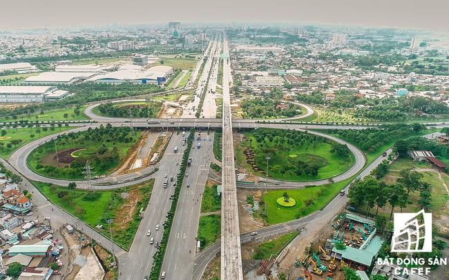 Tuyến Metro số 1 Bến Thành – Suối Tiên dự kiến sẽ được hoàn thành vào năm 2020