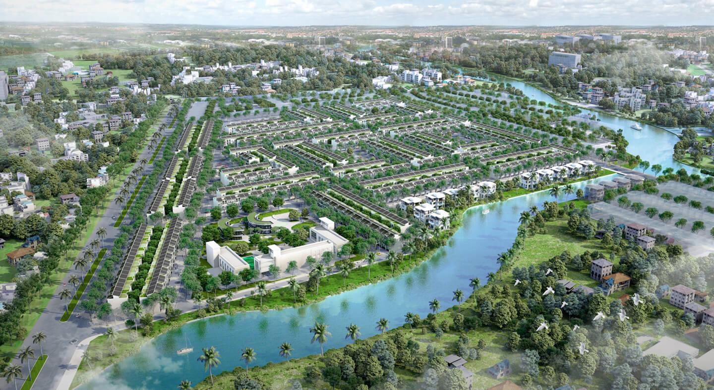 Khu đô thị Sao Vàng dự án đẹp nhất trên tỉnh lộ 10