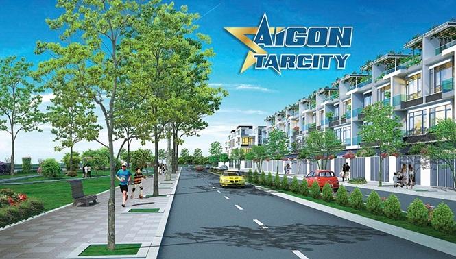 Khu dân cư Sài Gòn Star City – Củ Chi